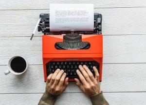 writing machine inspiration